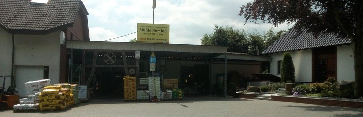 Ihr Fachmarkt Mühle Niewind in Datteln